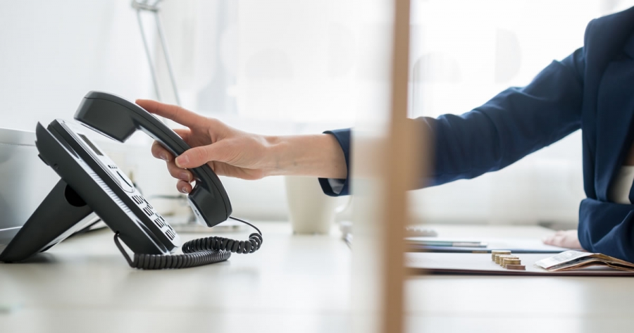 When to call instead of email